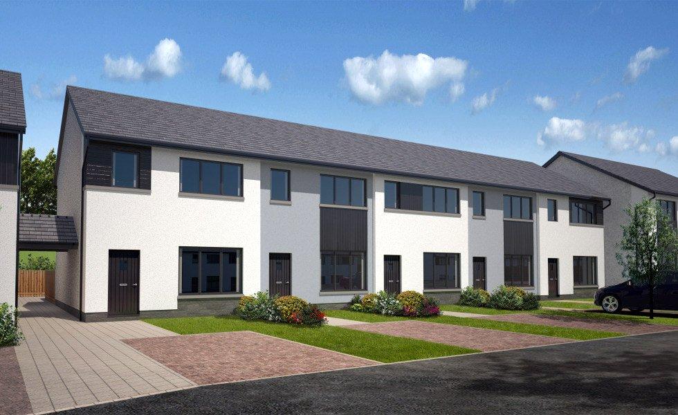 New Build Homes Alloa